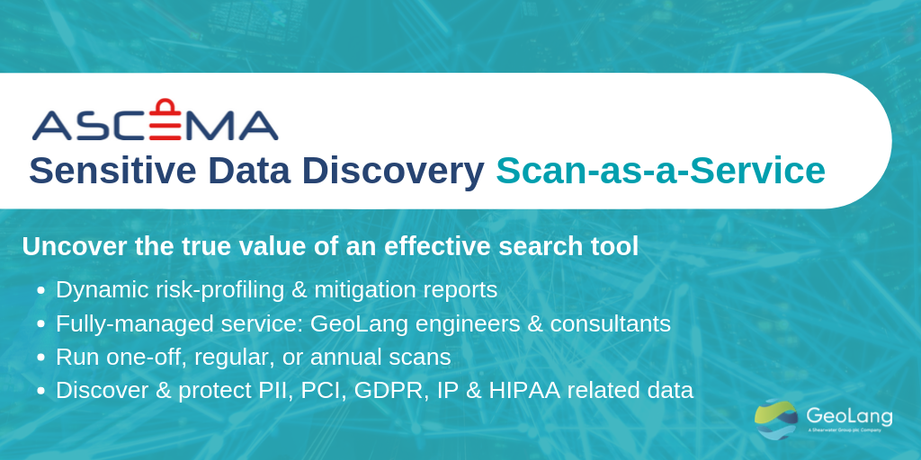 Ascema Sensitive Data Discovery_ Scan-as-a-Service